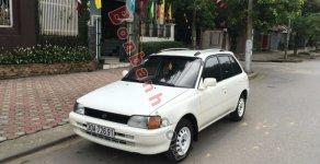 Cần bán gấp Toyota Starlet năm 1995, màu trắng, xe nhập, giá 160tr giá 160 triệu tại Hà Nội