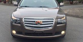 Cần bán xe Geely Emgrand EC 820 2.0 đời 2013, màu nâu, nhập khẩu giá 568 triệu tại Hải Phòng