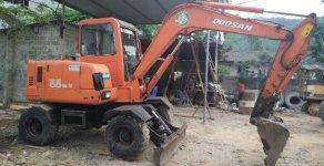 Bán máy xúc Doosan 55W đời 2002 giá 450 triệu tại Hà Nội