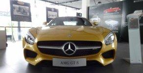 Bán Mercedes AMG GT AT đời 2016, màu vàng, nhập khẩu nguyên chiếc giá 9 tỷ 149 tr tại Tp.HCM