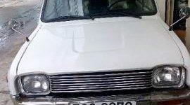 Cần bán lại xe Mazda 1200 đời 1980, màu trắng giá 39 triệu tại Bình Dương