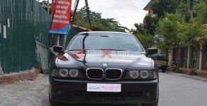 Cần bán gấp BMW 5 525i đời 2003, màu đen, số tự động giá 375 triệu tại Tp.HCM