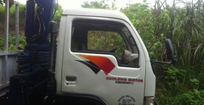 Bán xe tải cẩu Cửu Long Xe tải cẩu , cẩu UNIC 300 3 khúc đời 2008 giá 300 triệu  (~14,286 USD) giá 300 triệu tại Bắc Giang