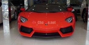 Cần bán Lamborghini Aventado Roadster năm 2016, màu đỏ, xe nhập giá 24 tỷ 563 tr tại Hà Nội