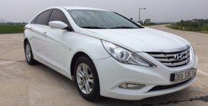 Bán xe Hyundai Sonata Y20 đời 2010, màu trắng chính chủ, giá chỉ 550 triệu giá 550 triệu tại Thanh Hóa