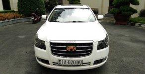 Bán ô tô Geely Emgrand EC 820 số tự động 2.0L, nhập khẩu đời 2012, màu trắng, xe nhập giá 388 triệu tại Hải Phòng