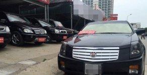 Cần bán Cadillac CTS nhập Mỹ AT đời 2008, màu đen giá 1 tỷ tại Hà Nội