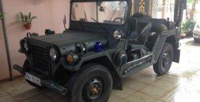 Bán Jeep A2 đời 1980, nhập khẩu chính chủ giá cạnh tranh giá 185 triệu tại Đồng Nai