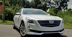 Bán xe Cadillac CTS đời 2016, màu trắng, nhập khẩu Mỹ, giao ngay giá 4 tỷ 300 tr tại Tp.HCM