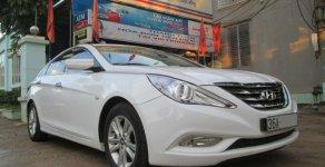 Bán xe cũ Hyundai Sonata Y20 đời 2010, màu trắng, nhập khẩu chính hãng chính chủ giá 550 triệu tại Thanh Hóa