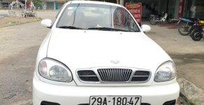 Bán Daewoo Lanos LX, màu trắng, đời 2004, còn mới khoảng 97 % giá 136 triệu tại Bắc Kạn