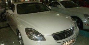 Bán xe Lexus SC 430 AT đời 2006, màu trắng giá 1 tỷ 20 tr tại Tp.HCM