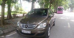 Bán xe cũ Mercedes B160 đời 2009, nhập khẩu chính hãng, giá tốt giá 599 triệu tại Hà Nội