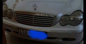 Bán xe cũ Mercedes M class đời 2002, màu trắng giá 245 triệu tại Đà Nẵng