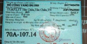 Bán xe JRD Daily II đời 2007, màu đen, xe rất đẹp giá 185 triệu tại Tây Ninh