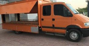 Bán Renault Megane đời 2002, màu đỏ, nhập khẩu nguyên chiếc giá 375 triệu tại Tp.HCM