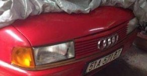 Cần bán xe Audi 80 MT đời 2001, màu đỏ, nhập khẩu chính hãng số sàn giá 1 tỷ 700 tr tại Tp.HCM