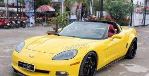 Salon Ô Tô 186 cần bán xe Chevrolet Corvette V8 đời 2009, màu vàng, nhập khẩu  giá 1 tỷ 650 tr tại Tp.HCM