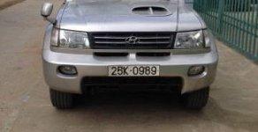 Cần bán lại xe Hyundai Innovation sản xuất 2003, màu bạc giá 185 triệu tại Gia Lai