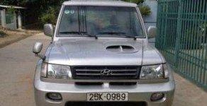 Bán xe Hyundai Innovation đời 2003, màu bạc giá 185 triệu tại Gia Lai