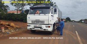 Bán Kamaz 65117 tải thùng 24 tấn | Tải thùng Kamaz 7.8m mới 2016 mui kèo bạt giá 1 tỷ 180 tr tại Tp.HCM