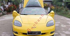 Cần bán gấp Chevrolet Corvette C6 6.2L V8 sản xuất 2009, màu vàng, xe nhập giá 1 tỷ 650 tr tại Tp.HCM