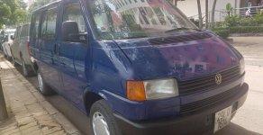 Bán xe Volkswagen Transporter T4 đời 1993, màu xanh lam, nhập khẩu nguyên chiếc giá 129 triệu tại Tp.HCM