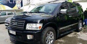 Bán Infiniti QX56 đời 2004, màu đen, xe nhập chính chủ giá 1 tỷ 100 tr tại Tp.HCM
