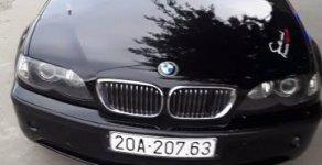 Cần bán BMW i3 2005, màu đen chính chủ giá cạnh tranh giá 350 triệu tại Thái Nguyên