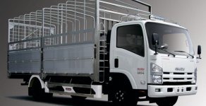 Bán xe 6.2 tấn Isuzu Frr90N, thùng mui bạt 5 bửng, khung xương sống giá 810 triệu tại Tp.HCM