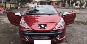 Bán xe Peugeot 207 đời 2008, màu đỏ, nhập khẩu chính hãng như mới giá 680 triệu tại Hà Nội