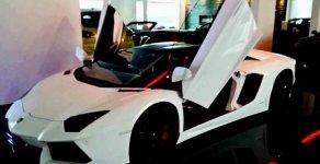Bán ô tô Lamborghini Aventado Roadster đời 2016, màu trắng, nhập khẩu chính hãng giá 11 tỷ 372 tr tại Tp.HCM