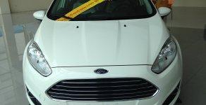 Cần bán Ford Fiesta 1.5L AT mới tại Bắc Giang, màu trắng, giá bán cạnh tranh giá 526 triệu tại Bắc Giang