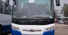 Xe khách động cơ Doosan 47 ghế, xe khách Daewoo có hàng sẵn, giao ngay giá 2 tỷ 680 tr tại Tp.HCM