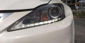 Cần bán lại xe Lexus IS250 đời 2011, màu trắng, nhập khẩu chính hãng giá 1 tỷ 480 tr tại Hà Nội
