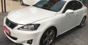Bán Lexus IS250 C 2011, màu trắng, nhập khẩu nguyên chiếc giá 1 tỷ 450 tr tại Hà Nội