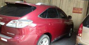 Bán ô tô Lexus RX450 năm 2010, màu đỏ, xe nhập giá 1 tỷ 900 tr tại Tp.HCM