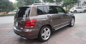 Cần bán xe Mercedes GLK 250AMG đời 2014, màu nâu giá 1 tỷ 430 tr tại Hà Nội
