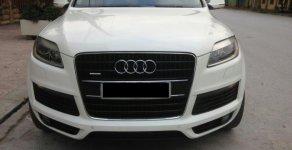 Bán Audi Q7 3.6 FSI quattro 2009, màu trắng, xe nhập giá 1 tỷ 290 tr tại Ninh Bình
