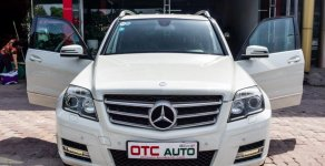 Bán Mercedes GLK300 đời 2010, màu trắng giá 899 triệu tại Hà Nội