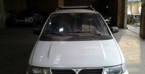 Bán xe Mitsubishi Space Gear 1.8 MT đời 1997, màu trắng số sàn, 175tr giá 175 triệu tại Tp.HCM