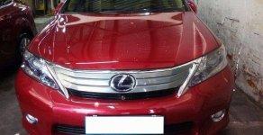 Bán Lexus HS 250H đời 2010, màu đỏ, xe nhập giá 1 tỷ 299 tr tại Hà Nội