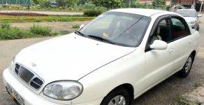 Cần bán Daewoo Lanos LX đời 2004, màu trắng xe gia đình giá 114 triệu tại Bắc Kạn