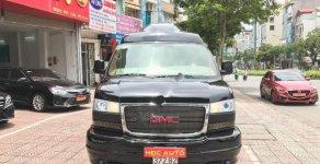 Xe GMC Savana 5.3AT đời 2009, màu đen, nhập khẩu chính hãng số tự động giá 1 tỷ 460 tr tại Hà Nội