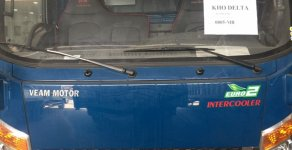 Cần bán xe Veam Motor Bull đời 2015, màu xanh lam, giá 425tr giá 425 triệu tại Bình Dương