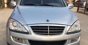 Bán Ssangyong Kyron đời 2009, màu bạc, nhập khẩu nguyên chiếc giá 369 triệu tại Lâm Đồng