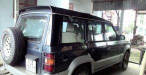 Cần bán lại xe Ssangyong Family đời 1995, màu xanh giá 70 triệu tại Tp.HCM