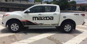 Bán xe Mazda BT 50 sản xuất 2013, màu trắng, nhập khẩu Thái Lan giá 450 triệu tại Quảng Bình