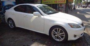 Cần bán xe Lexus IS250 2007, màu trắng, xe nhập, giá 790tr giá 790 triệu tại Tp.HCM