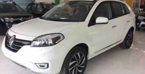 Cần bán Renault Koleos đời 2016 màu trắng, giá tốt nhập khẩu nguyên chiếc giá 1 tỷ 150 tr tại Nghệ An